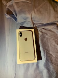 IPHONE X 64GB  220 mi