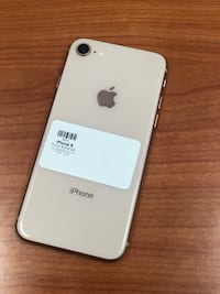 Rose Gold iPhone 8 64GB (CARRIER UNLOCKED)
