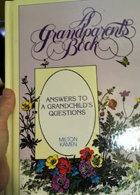 A grandparents Book