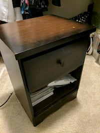 Nightstand with drawer Hyattsville, 20782
