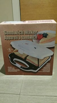 Sandwich Maker Richmond, V6Y 2B5