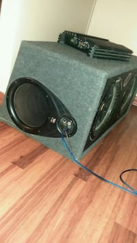Selling whole car system stereo-amp-subs Tucson, 85746