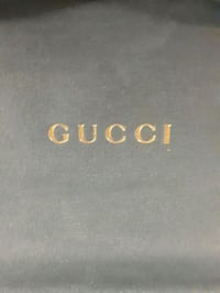 Authentic Gucci Eyeglass Case
