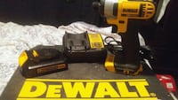 DEWALT cordless hand drill with case Calgary, T2A 4T7