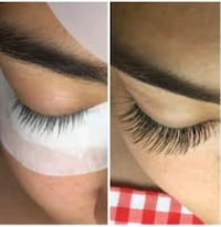 Free eyelash extensions model needed today Toronto, M2R 1Z4