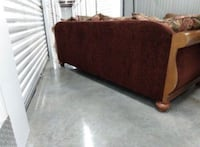 Beautiful Burgundy Sofa (FREE DELIVERY) Portland, 97202