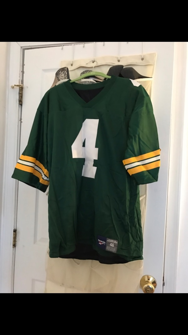Green Bay Packers Favre Jersey (reversible)