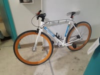 Bianchi fixed gear Vancouver, V6B 2T2