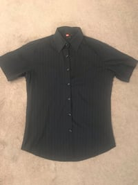 Men's Diesel short sleeve button up shirt