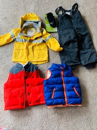 Children's Winter Clothes Annandale, 22003