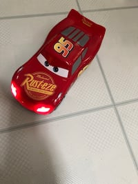 Lightning McQueen talking toy car Alexandria, 22306