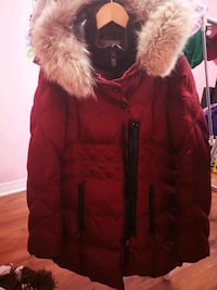 Winter down jacket Nicole Benisti