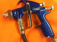 DEVILBISS HVLP SPRAY GUN NEW IN BOX