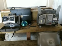 Vintage collection of camera s and video recorder Caledon, L7E 2B3