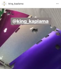 iPhone kaplama