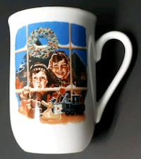 1987 High Hope's Norman Rockwell Christmas Cup Barrie, L4N 7L8