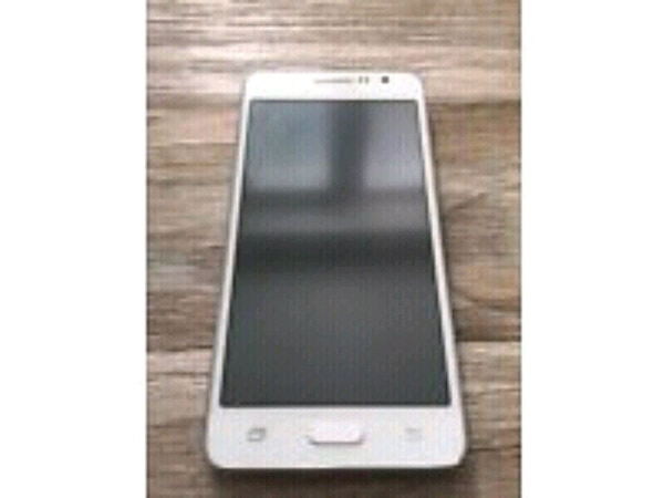 Samsung Galaxy Grand Prime White Edition