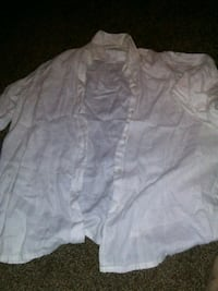 white button-up shirt Jacksonville, 32202