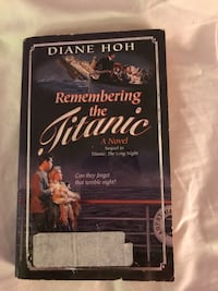 Remembering the titanic by diane hoh Elk River, 55330