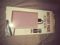 Battery Pack - ultra slim West Columbia, 29170