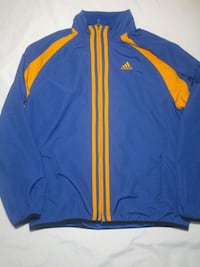 Adidas Track jacket Women's Medium/ Men's XS  Vancouver, V6A