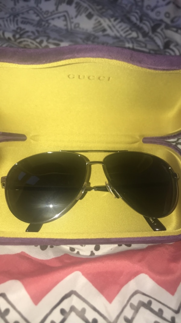 48b1e551f2a Used Gucci Sunglasses for sale in Oakland - letgo