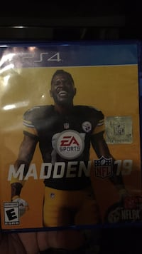 MADDEN NFL 19 AND THE CASE Washington, 20032