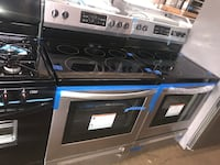 New Frigidaire stainless steel electric stove 6 months warranty Baltimore, 21224