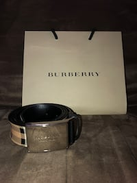 Barberry Belt can fit size 30-36