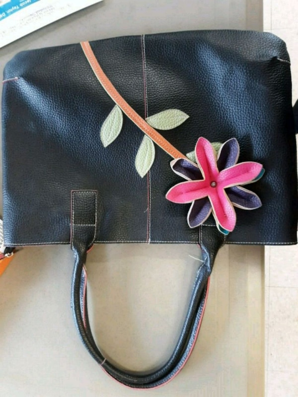 Mellow World Leather Tote Or Large Bag