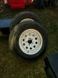 20575-15 Trailer Tires and Rims (2)