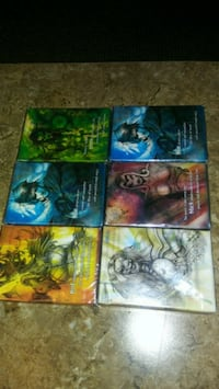 6 sealed packs of magic don't know what they are Kent, 98032