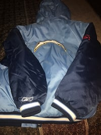 XL Chargers hoodie zip-up jacket Palmdale, 93550