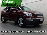2008 Buick Enclave Red Mount Prospect, 60056