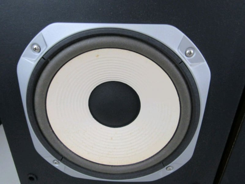 Kenwood JL-650W 3 Way Speaker System 140 Watts Mad 8fc247ca-1920-4881-9b06-757df1f29d00