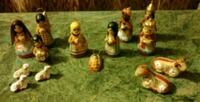 Clay Mexican nativity set Hagerstown, 21742