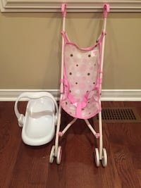 Baby carrier and stroller toy Mississauga, L5M 7T8