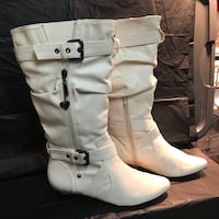 Women's Winter White Boots Alexandria, 22309