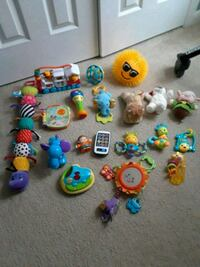 All these Toys for $25. Olney