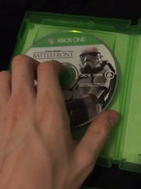 Halo the master Chief Collection and Star Wars Battlefront 20 each Guelph, N1H 8L5