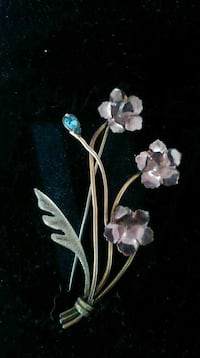 Antique broach/pin (Reduced)