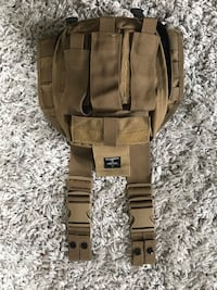 CTOMS Medical Thigh Rig Anchorage, 99515
