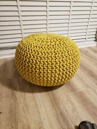 Yellow Pouf Coquitlam, V3K 6W2