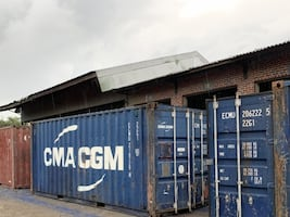 New & Used Shipping Containers