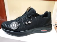 sneakers basse Gucci nere