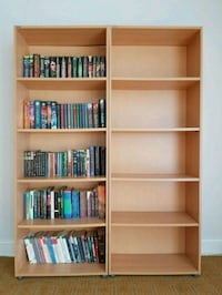 2 bookcases and many books McLean, 22102
