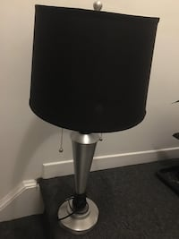 black and white table lamp Mississauga, L5G 3S9