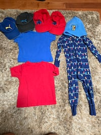2T Boy Clothing - Gently Used  Burlington, L7M 0C8