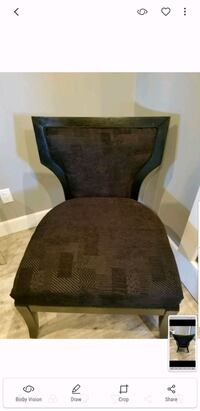 Professionally reupholstered sf/pf Kelowna