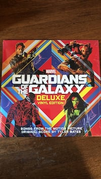 Guardians of the Galaxy vinyl record